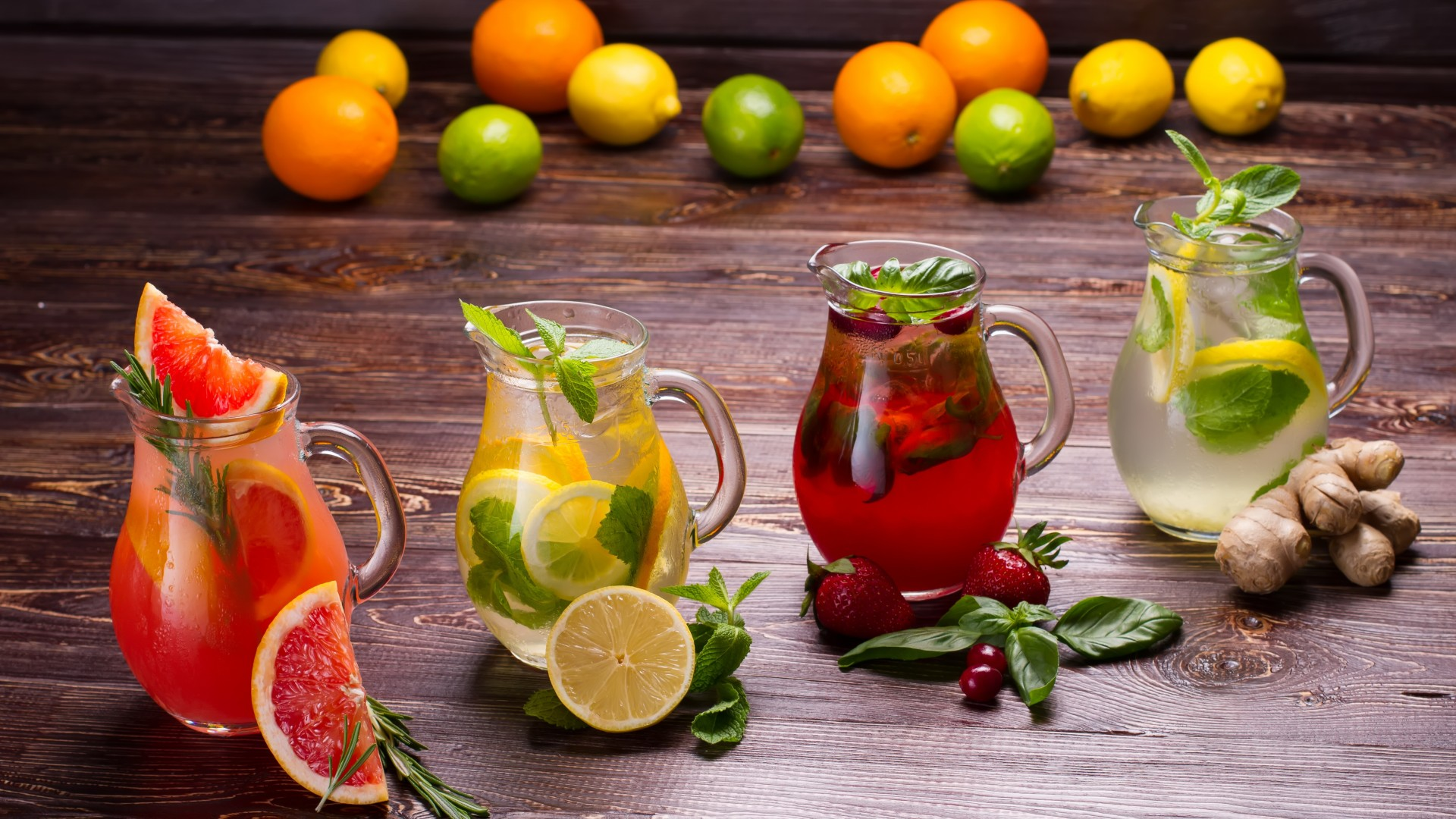fruits-drinks-water